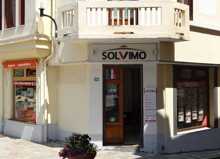Solvimo immobilier Bourg-Saint-Maurice