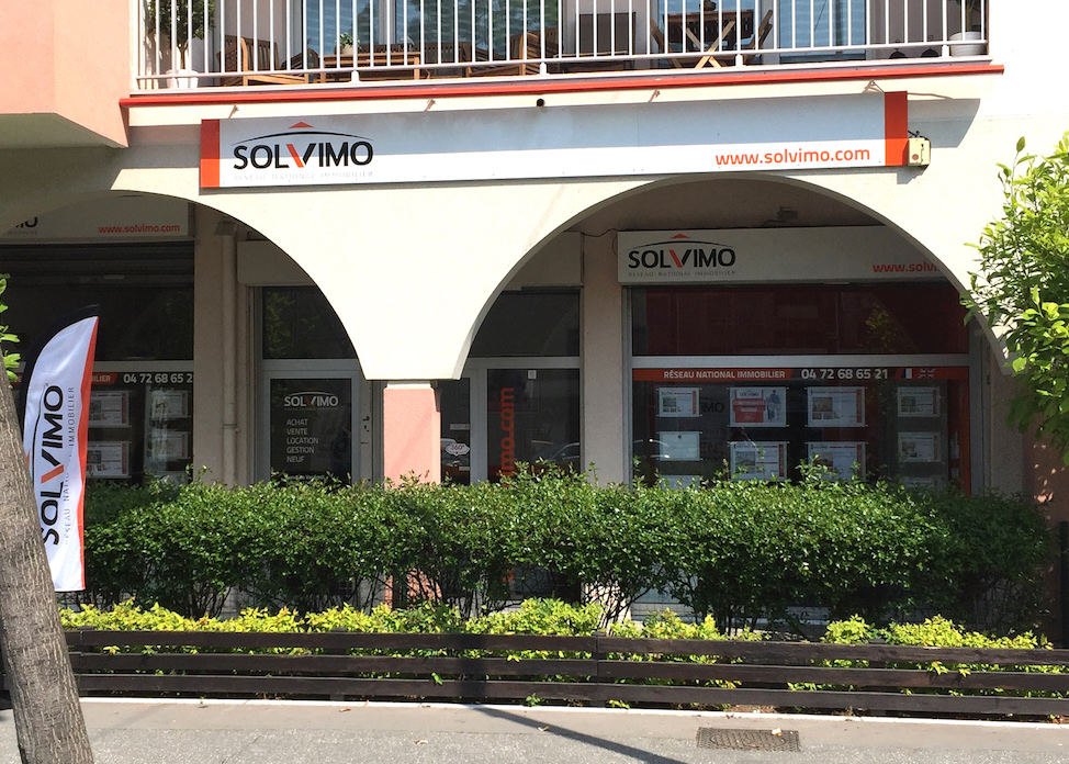 Solvimo immobilier Bron