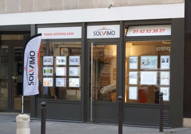 Solvimo immobilier Paris
