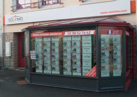 Immobilier quimper solvimo for Agence appartement quimper
